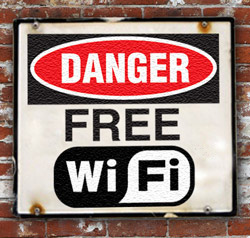 Danger Free Wifi network
