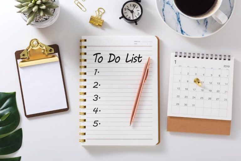 To do list - Microsoft planner