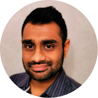 Jig Mehta, Marketing Executive