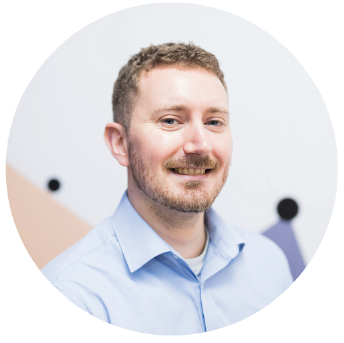 Ian Bailey, Technical Relationship Manager