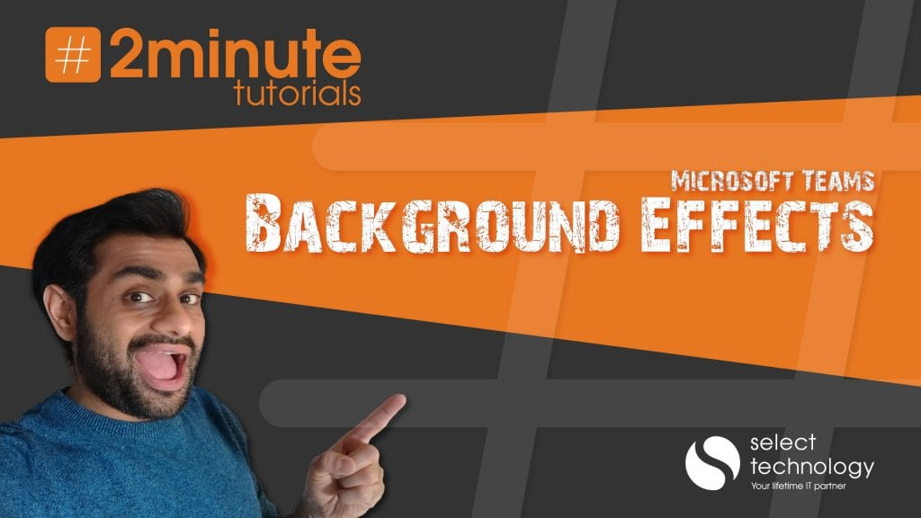 Microsoft Teams: Background Effects